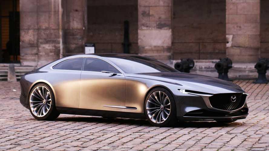 350-HP马自达4门双门轿跑车即将推出2022款