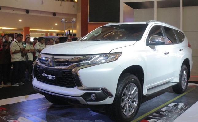三菱帕杰罗运动版在印度尼西亚折扣高达5000万卢比