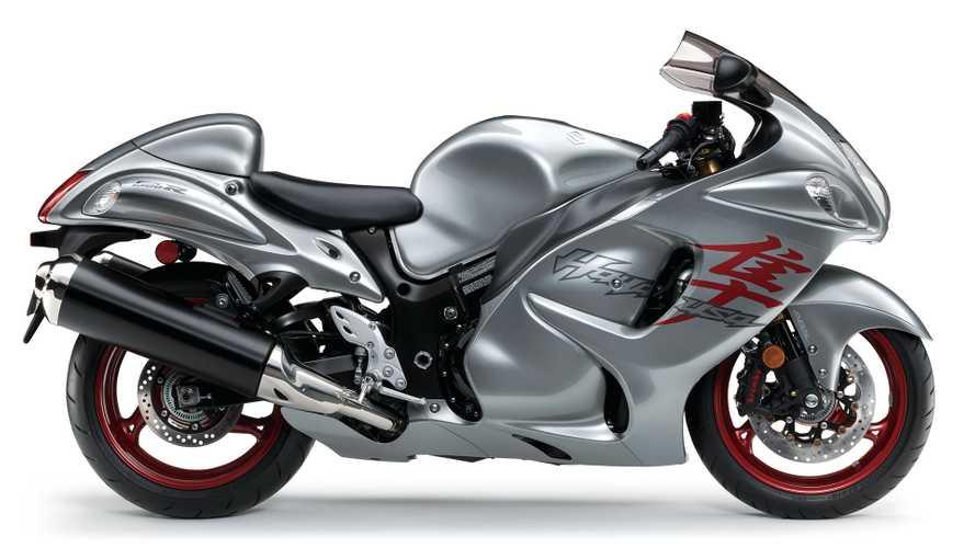 铃木宣布其2020年街头摩托阵容