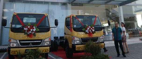 Mitsubishi Fuso在北苏门答腊增加新经销商