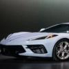 2020 Corvette采用露齿罩设计