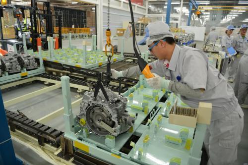 丰田生产系统现在是Gifony的自我表达交响曲