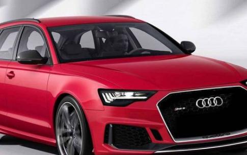 新款奥迪RS6可提供高达650马力的功率