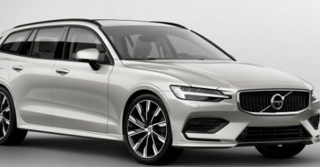 优雅的实用性定义了新推出的2019年沃尔沃V60中型高级旅行车