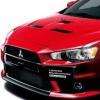 三菱Lancer Evolution于2007年在日本投入生产