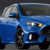 2016福特福克斯RS配备了许多性能特点