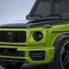 Lumma Design为新款梅赛德斯 - 奔驰 G63推出全新宽体套件