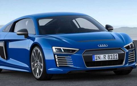 奥迪运动将于2020年底推出其首款高性能电动汽车