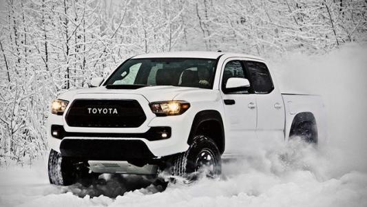 丰田塔科马已经是世界上最坚固 最可靠的卡车之一