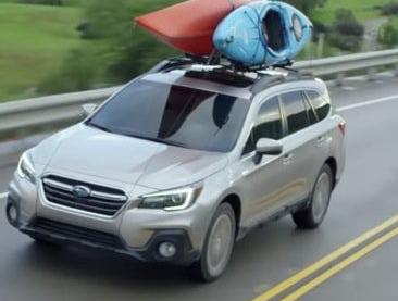 全新配置新斯巴鲁傲虎SUV需要多少费用