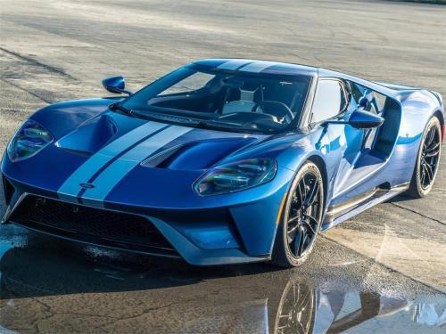 福特GT性能为每种可以想象的路况引入了五种驾驶模式