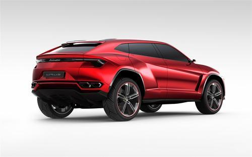 兰博基尼乌鲁斯原型车出现在纽伯格林带有V8声音