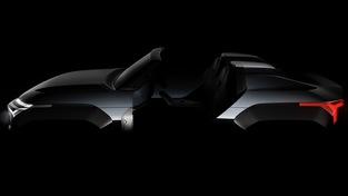 三菱东京车展的概念是带燃气轮机的无顶棚SUV