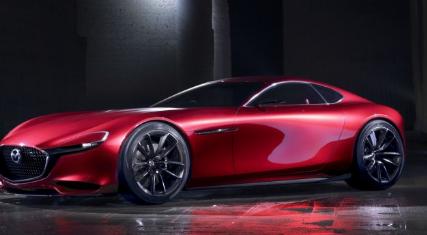 马自达中国刚刚宣布了新的轮换宣布-这可能是RX-9吗