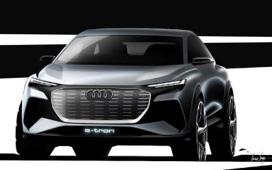 奥迪为日内瓦准备了全电动Q4 e-tron概念车