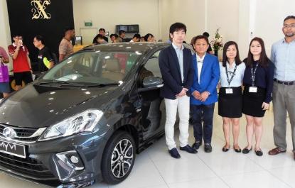 全新Perodua Myvi在新加坡推出 1.3倍于SGD64,800