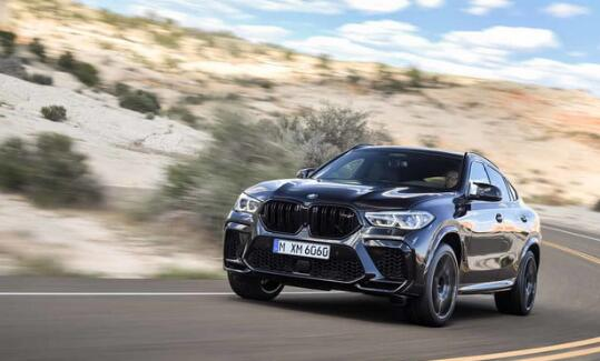 BMW M在X5和X6中融合了超级跑车般的性能