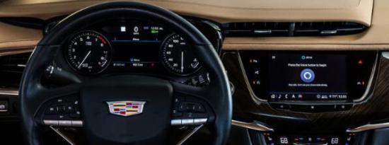 通用汽车将把亚马逊Alexa带到凯迪拉克 雪佛兰 别克和GMC汽车上