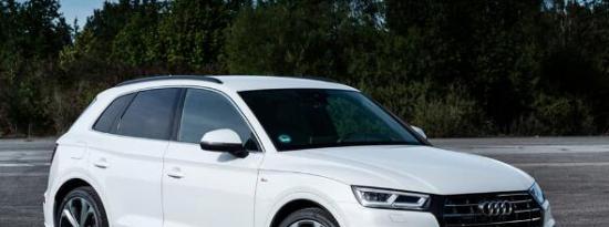 2020年奥迪Q5 TFSI E首次驾驶回顾