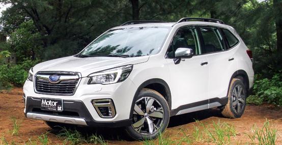 评测斯巴鲁森林人怎么样及Subaru Forester现在报价多少钱