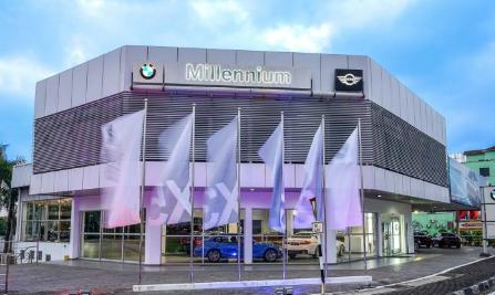 马来西亚宝马集团将千禧世界作为宝马摩托拉德的最新经销商
