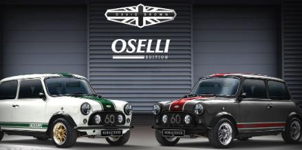 大卫·布朗将生产60款Oselli Edition车型