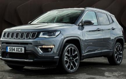 第二代Jeep指南针于去年年底发布 终于在英国上市