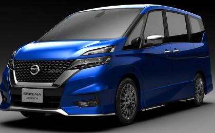 日产宣布将从新Serena AUTECH小型货车的发布开始