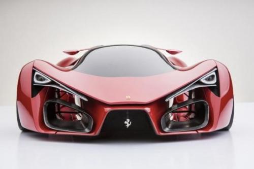 新的法拉利混合动力超级跑车将在本月底之前发布
