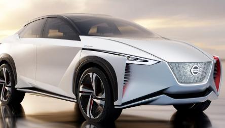 日产IMx EV概念跨界车 429hp&700Nm EV行驶范围600km