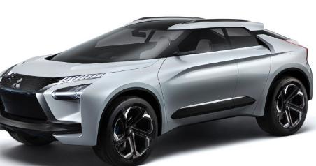 三菱EVO现在是全电动SUV三菱e-Evolution Concept