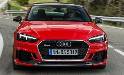 这款奥迪RS 5 Coupe碳纤维版特别适合碳纤维爱好者