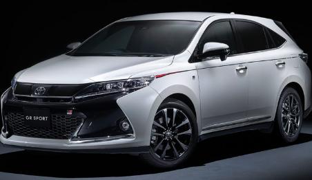 丰田日本公司推出新的 GR跑车系列-排气 悬架和内饰更具运动性