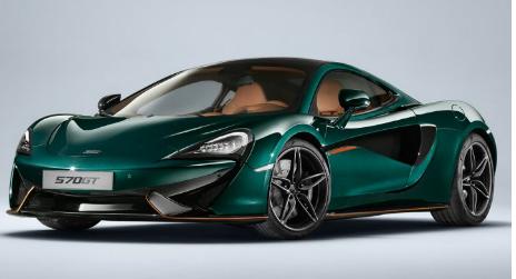 迈凯轮570GT XP绿色MSO系列–代表标志性的F1 仅6辆