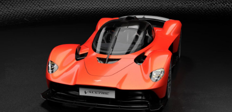 阿斯顿·马丁·瓦尔基里正式从其V12和电动助力中获得1160马力的确认