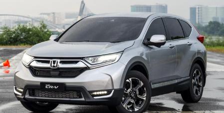 全新的Honda CR-V在马来西亚推出 共有4种版本 从RM143k到RM168k