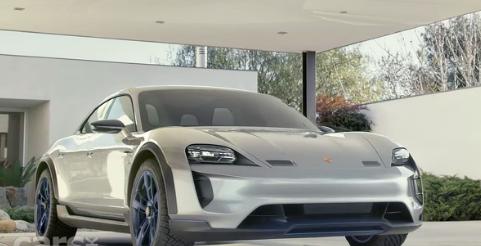 保时捷Taycan Cross Turismo EV将于2020年正式投产