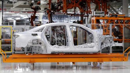 下一代奥迪A8获得新的奥迪Space Frame车身 强度提高25%