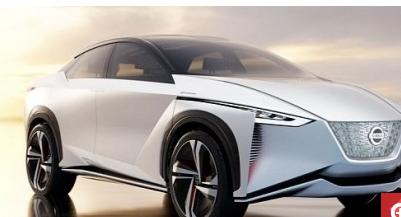 日产IMx概念车不是新的LEAF半翻牌后的正确选择