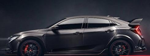 本田决定在2016年巴黎车展上推出即将面世的思域Type R的量产概念车