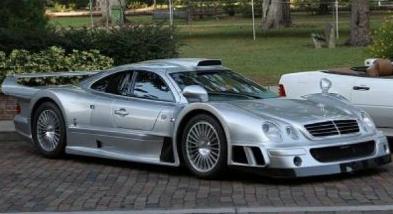 1998梅赛德斯·奔驰AMG CLK GTR 9号底盘即将拍卖