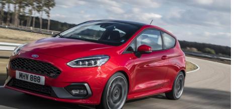 福特最新嘉年华的性能 即将开始在英国上市