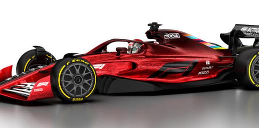 一级方程式赛车的老板透露了对2021赛季进行重大修改的新规定