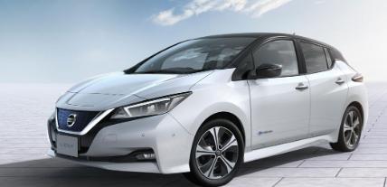 2018年日产LEAF揭晓 日产最畅销的电动汽车成年