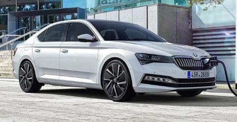 2020年斯柯达Superb iV 宣布插电式混合动力车定价