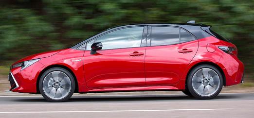 新型丰田卡罗拉 将混合动力提升到新的水平