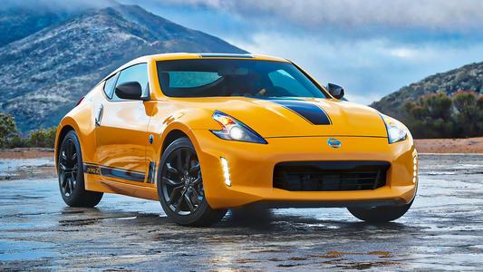 日产准备370Z和GT-R跑车问世50周年