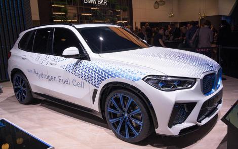 宝马已经确认计划在法兰克福车展上推出新的概念车