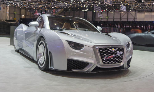 第二辆Hispano-Suiza计划在日内瓦车展上展示新款超级跑车