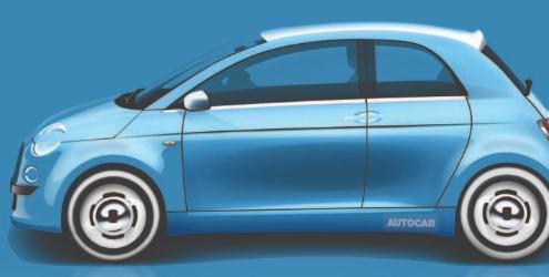 新电动菲亚特500引领五种车型更新计划